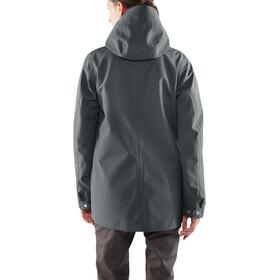 Fjällräven Greenland Eco-Shell Jacket Women dusk